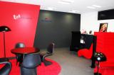 会社の中に企業向けの様々な事業があり、働く社員はいろいろな事業に関われる、働いて面白い会社です。